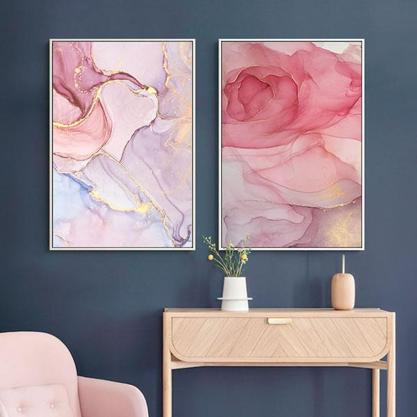 Canvas Print - Pink Hues | A Deal Each Week