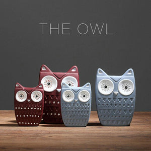 Ceramic Owl | A Deal Each Week