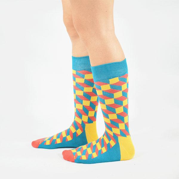 Geometric Socks | A Deal Each Week