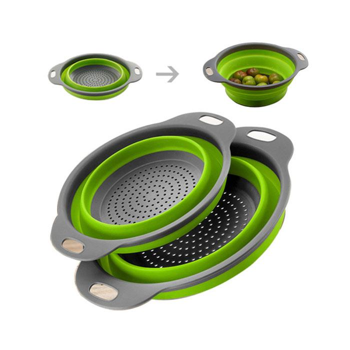 Foldable Silicone Strainer | A Deal Each Week