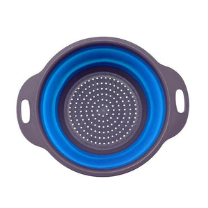 Open image in slideshow, Foldable Silicone Strainer | A Deal Each Week