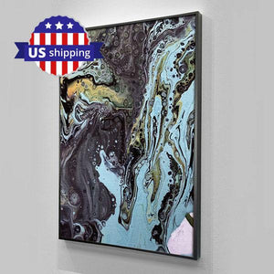 Framed Canvas Print - Blend 01 | A Deal Each Week