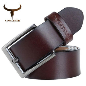 Classic Leather Belt | A Deal Each Week
