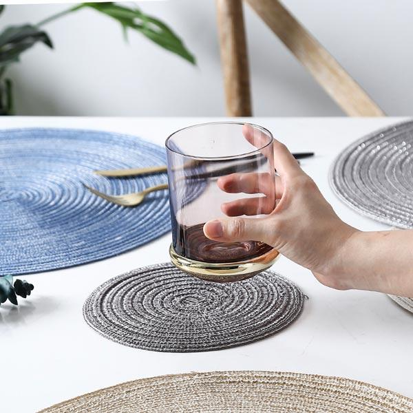 Round Placemats (Set of 6) | A Deal Each Week