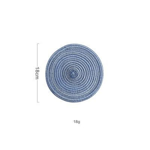 Open image in slideshow, Round Placemats (Set of 6) | A Deal Each Week