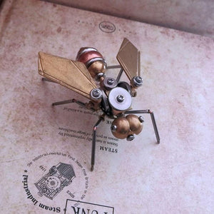 Metal Steampunk Insects | A Deal Each Week.