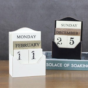 Perpetual Calendar - Vintage Cards | A Deal Each Week