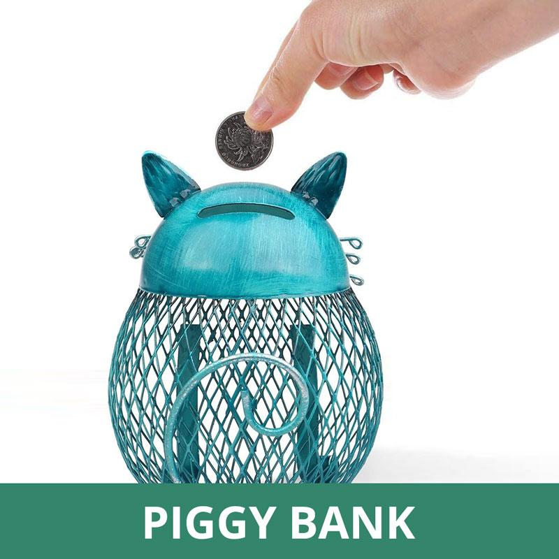 Animal Cork Holders and Money Banks | A Deal Each Week