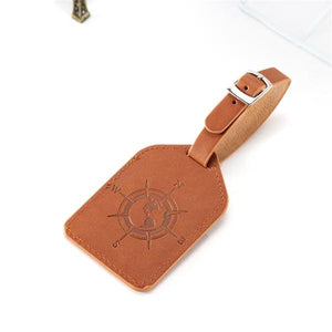 Open image in slideshow, Luggage Tag - Compass | A Deal Each Week