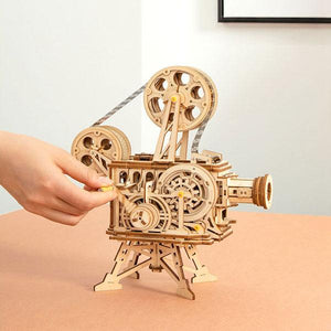 Hand Crank Projector Puzzle | A Deal Each Week