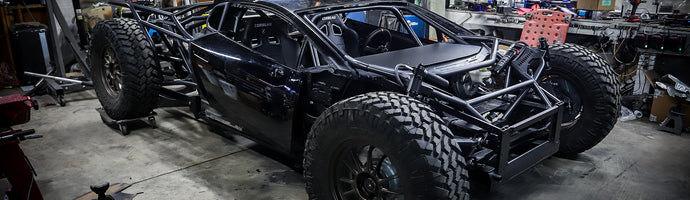 "WHAT!? OFF-ROAD LAMBORGHINI HURACAN, AKA ""JUMPACAN"""