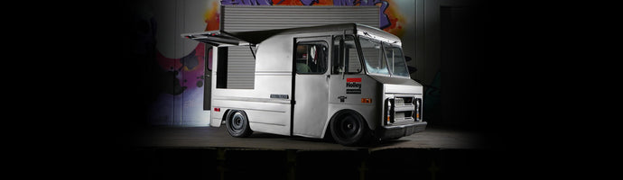 HOONIGAN MERCH VAN GETS THE STEEL-IT TREATMENT