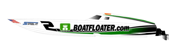 STEEL-IT PARTNERS WITH SCOTT FREE RACING FOR APBA OFFSHORE CHAMPIONSHIP SERIES