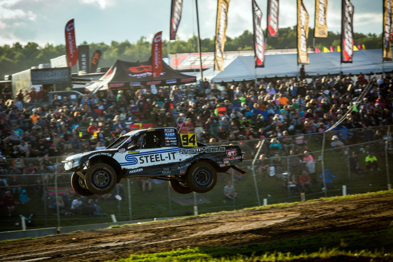 STEEL-IT, Christopher Polvoorde, TIS Wheels, General Tire, Crandon, Bink Designs, Short Course