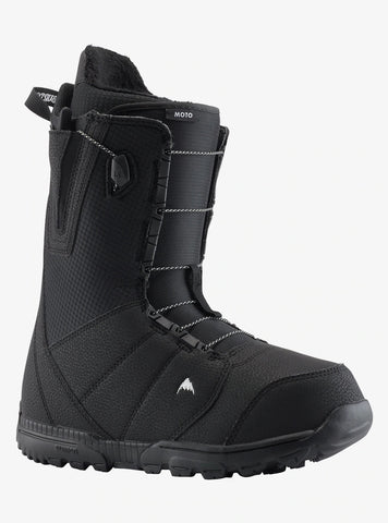 Burton Moto SpeedZone Men's Snowboard Boot 2021 - Black