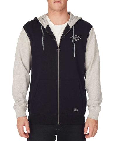 O'Neill Men's Steady Zip Thru Hoodie