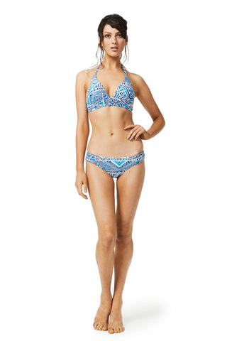 Moontide Tribal Geo Bikini (sold as separates)