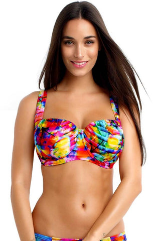Seafolly Sonic Bloom F Cup Balconette