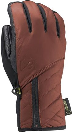 Burton Women's AK Guide Leather Glove - Brown
