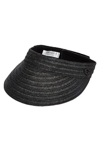 Seafolly Darby Roll Up Visor