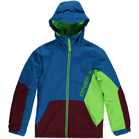 O'Neill Boy's Statement Jacket Victoria Blue