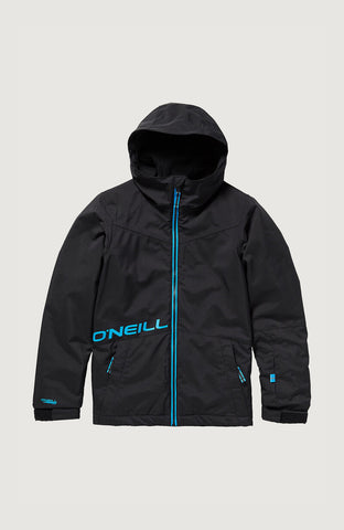O'Neill STATEMENT Boy's Jacket - Black Out