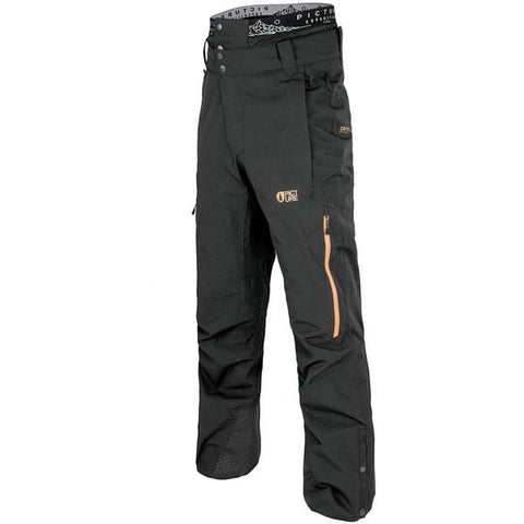Picture Object Men's Snow Pants Black/Orange