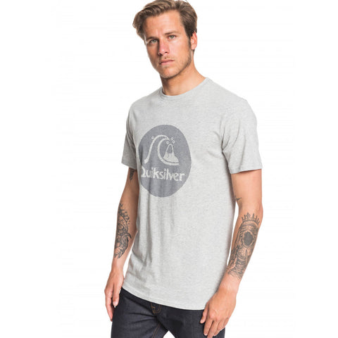 QUIKSILVER MENS BUBBLE DREAMS T SHIRT