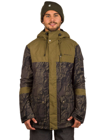 O'Neill Men's Bearded Hybrid Jacket