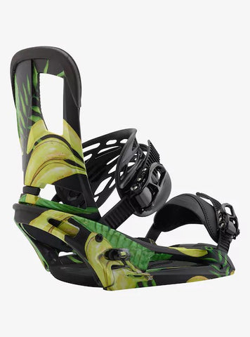 Burton Men's Cartel EST Bindings Tommy Bananas