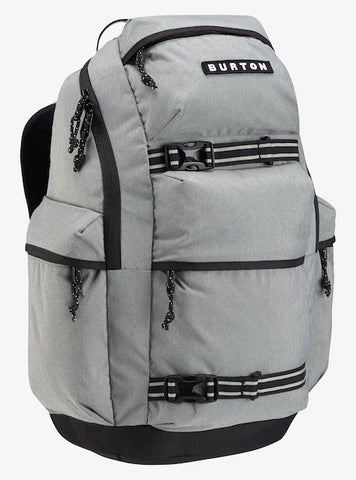 Burton Kilo 27L Backpack Grey Heather