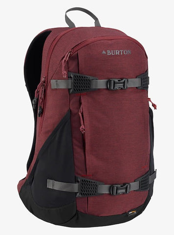 Burton Day Hiker 25L Backpack Fired Brick