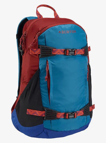 Burton Women's Day Hiker 25L Backpack Jaded Flight Satin