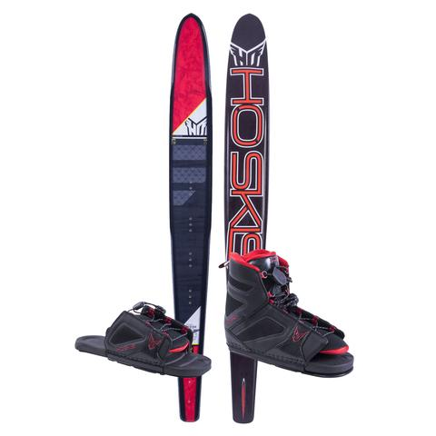 "2018 HO Freeride 67"" Waterski with freeMAX Binding"