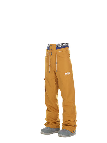 Picture Under Men's Snow Pant B Camel