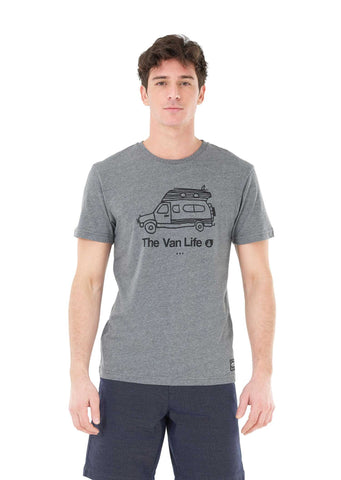 "Picture Van Life T-Shirt ""Dark Grey"""