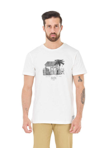 "Picture Surf Club T-Shirt ""White"""