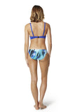 Moontide Waterfall U/W Twist Top and Ruched Side Hipster (sold separately)