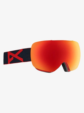 Anon Men's Mig Goggle - Red Eye