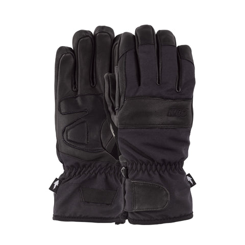 POW August Short Glove - Black