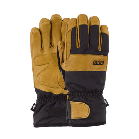 POW August Short Glove - Brown