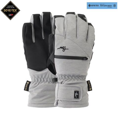 POW Cascadia Short Glove - Monument