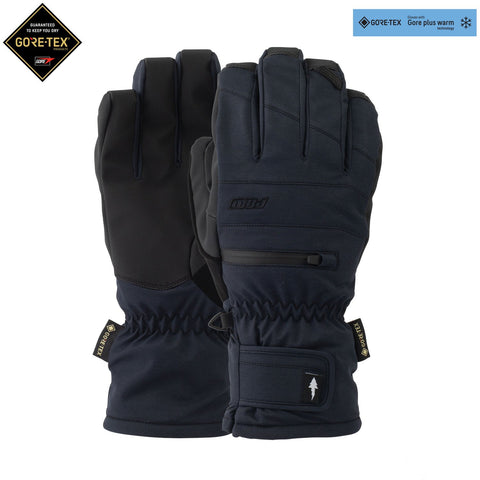 POW Wayback Short Glove - Black