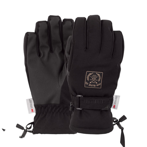 POW XG Mid Glove - Black