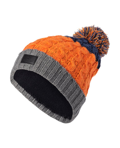 Rip Curl PomPom Beanie - Persimon Orange