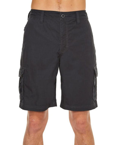 "SIERRA CARGO WALKSHORT ""PIRATE BLACK"""