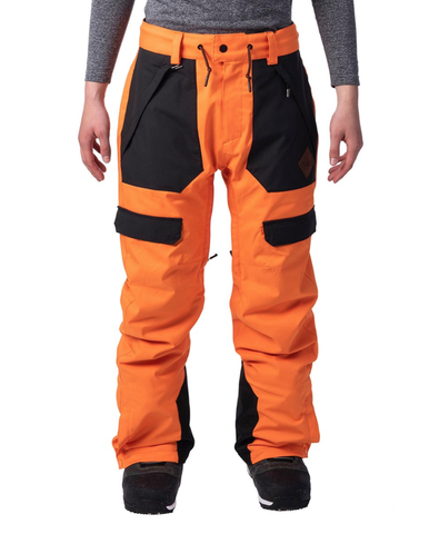 Rip Curl Revive Pant - Persimon Orange