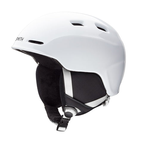 Smith Zoom Junior Helmet - White 2021