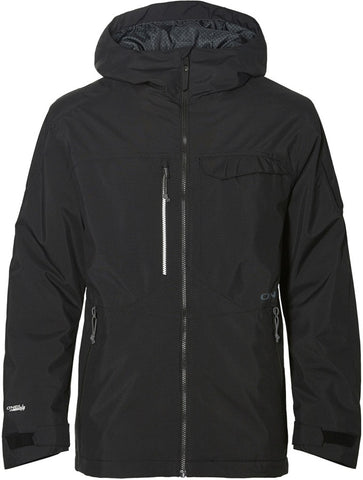 O'Neill Exile Men's Jacket - Black Out