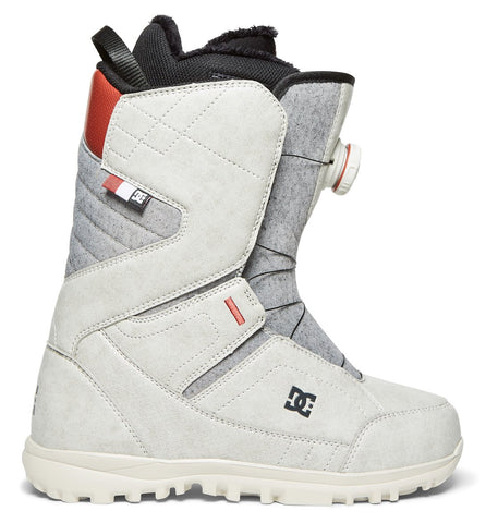 DC Women's Search Snowboard Boots - Silver